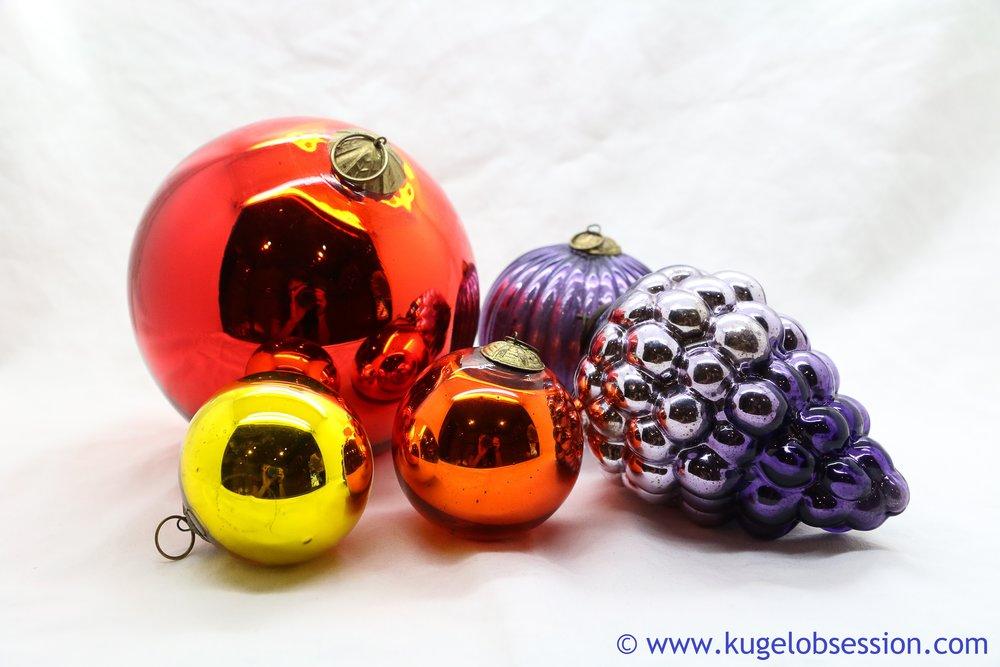 Other Color Kugels for Sale