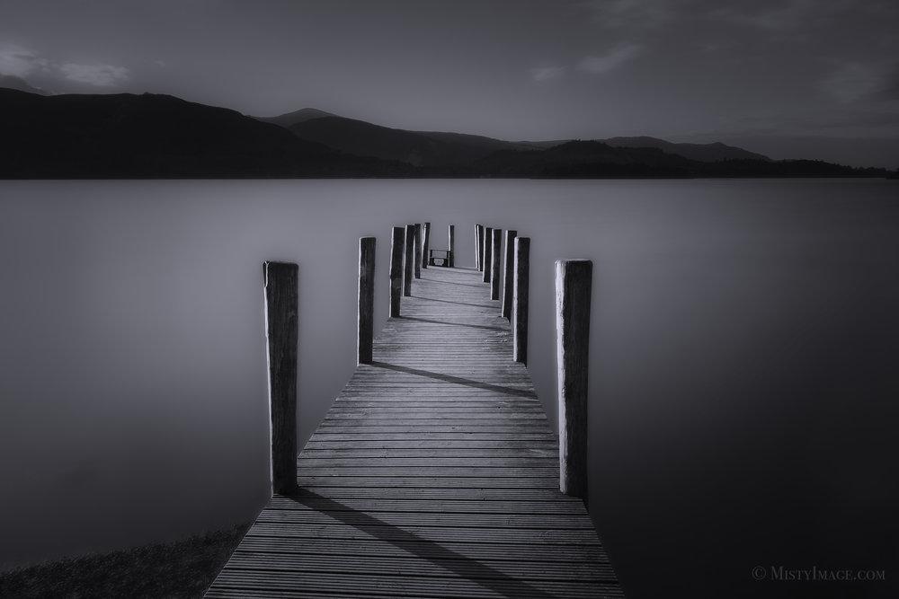 Ashness Jetty - Derwent Water