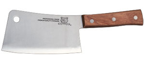 "9"" Heavy Cleaver"