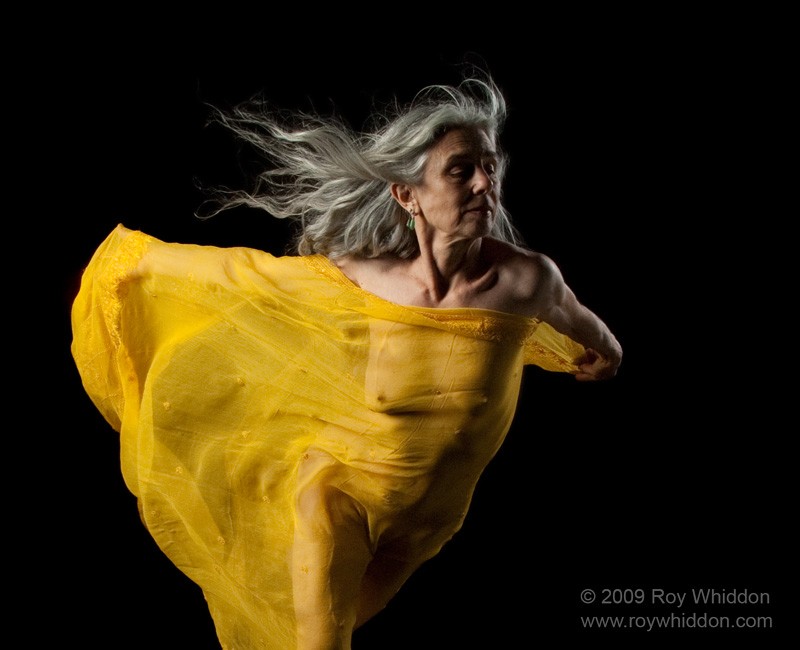 Dancer in Yellow