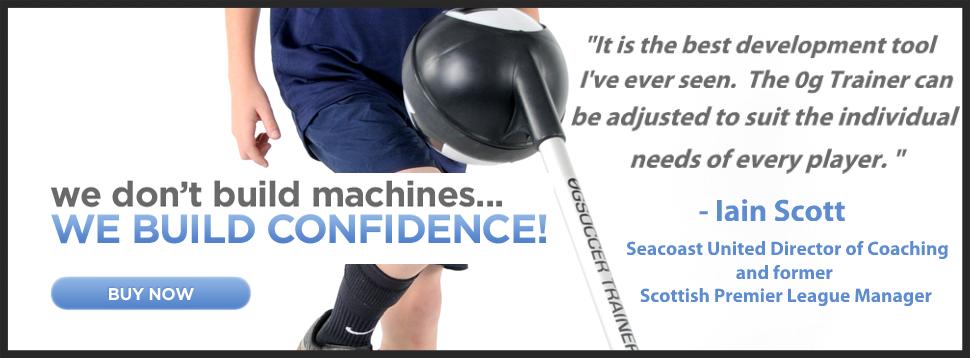 0g Soccer testimonial from seacoast soccer coach