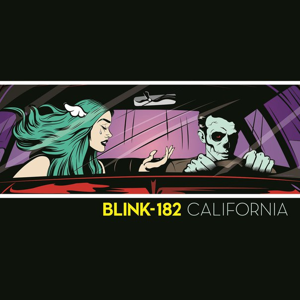 Blink-182 - California (Deluxe)