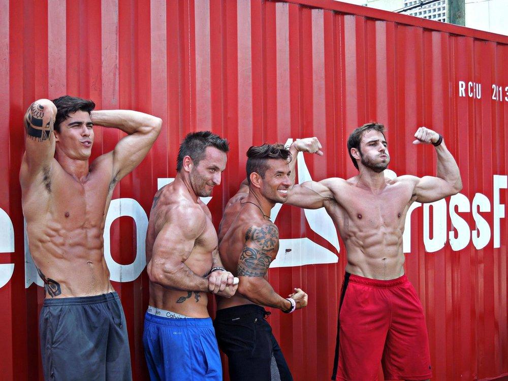 """Aos poucos o CrossFit tornou-se muito mais do que a obrigação de ter que ir """"malhar""""."""