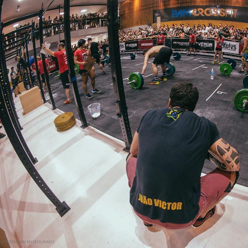 Seletivas para o TCB na PAM CrossFIt.