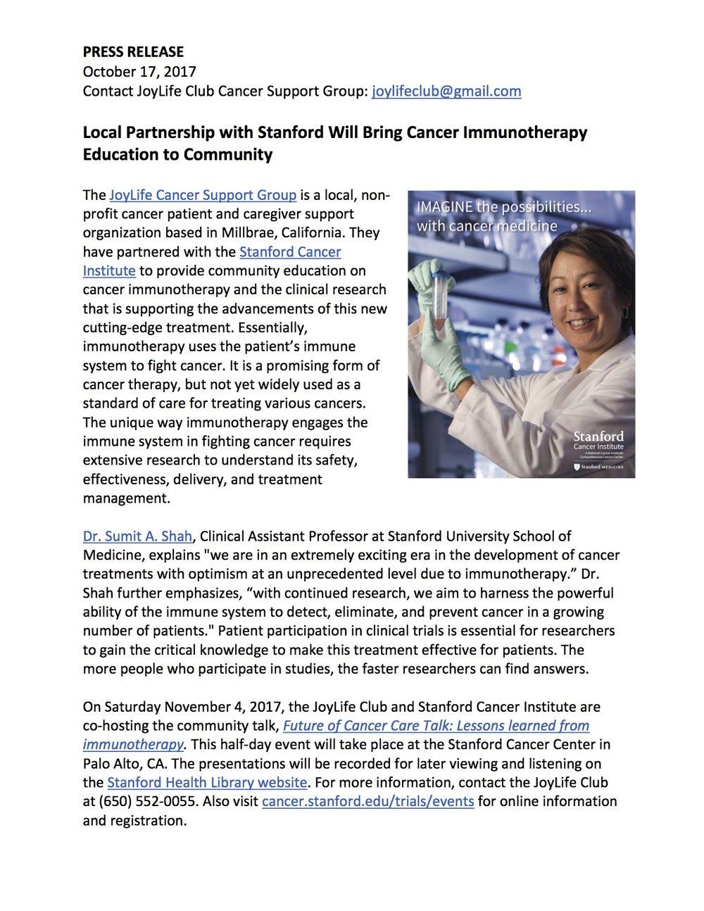 PressRelease_ImmunotherapyTalk(10.17.2017_photo).jpg