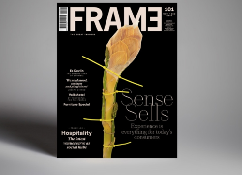 Nov/Dec 14 FRAME MAGAZINE -words by Matthew Hurst