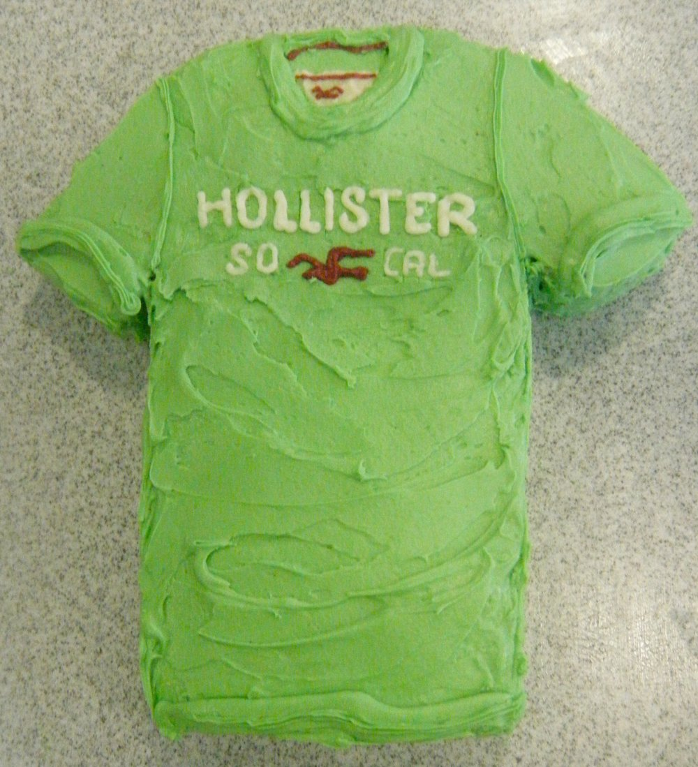 Crumpled Hollister T-Shirt