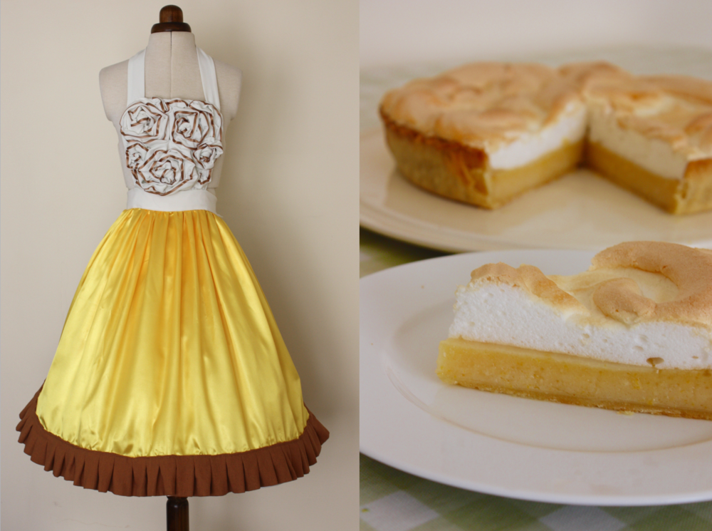 Silky Lemon Meringue Pie