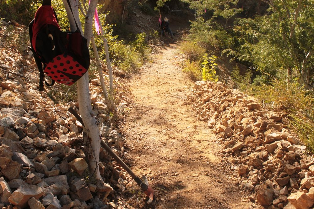 Beautiful Mountain Trails, Baja