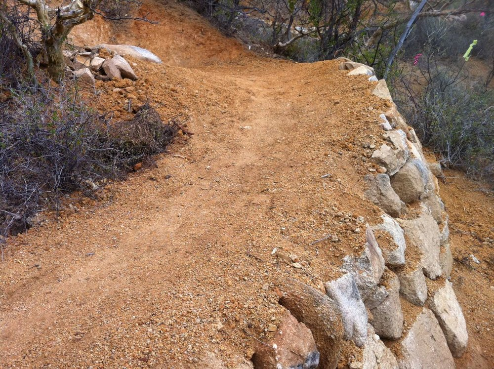 Single-track MTB Trails, La Paz