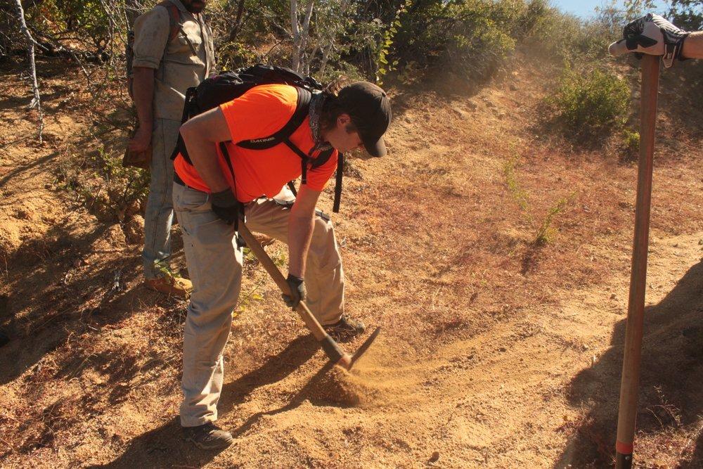 Copy of Trail Network in Baja