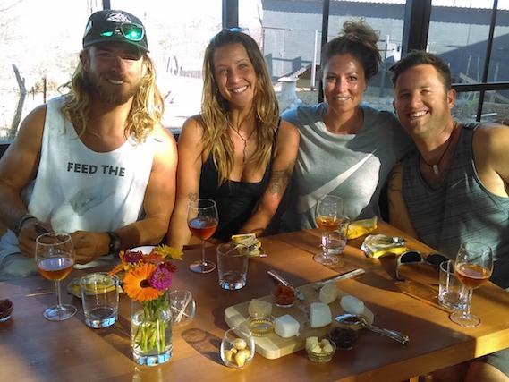 Beer, Wine & Cheese Tastings — La Ventana