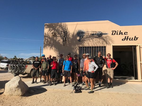Bicycle Shop, El Sargento