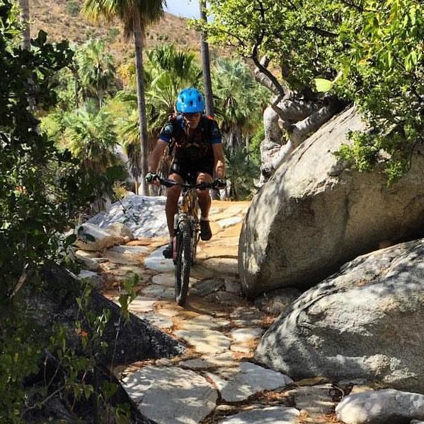 Mountain Biking — MTB