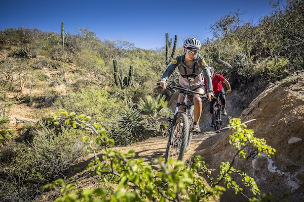 Mountain Biking — Single Track