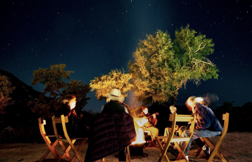 RESORT & CAMPS - Learn more about our on-site accommodations and options.
