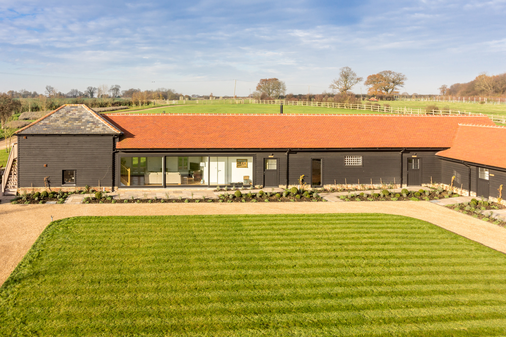 Lordship's Barns - The Granary - Holiday homes in Hertfordshire