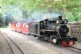 Miniature Railway at Audley End - visit whilst staying at Lordship's Barns