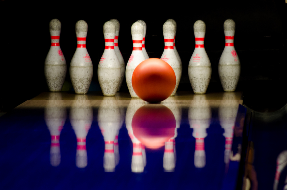 Bowling - Things to do at Lordship's Barns
