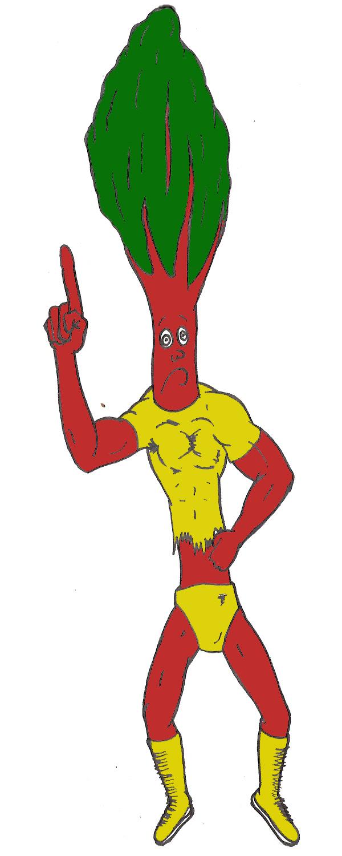 Rhubarb Ichiban!