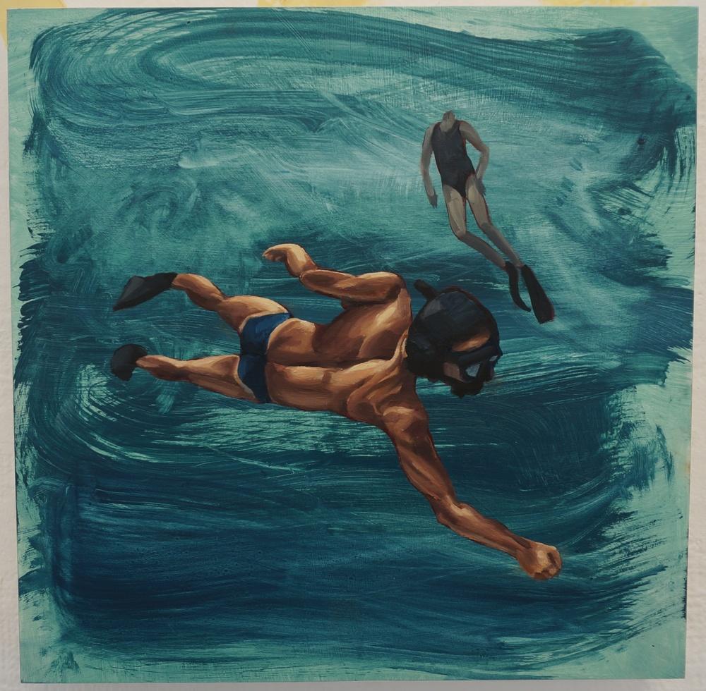 Swimmer 7