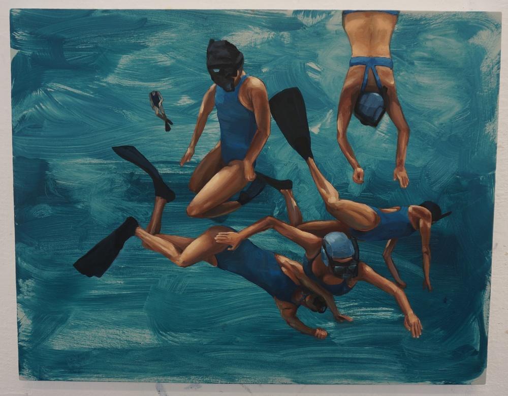 Swimmer Group 1