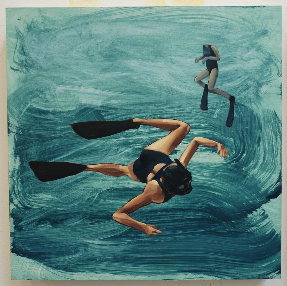 Swimmer 9