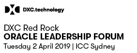 DXC Red Rock Oracle Leadership Forum