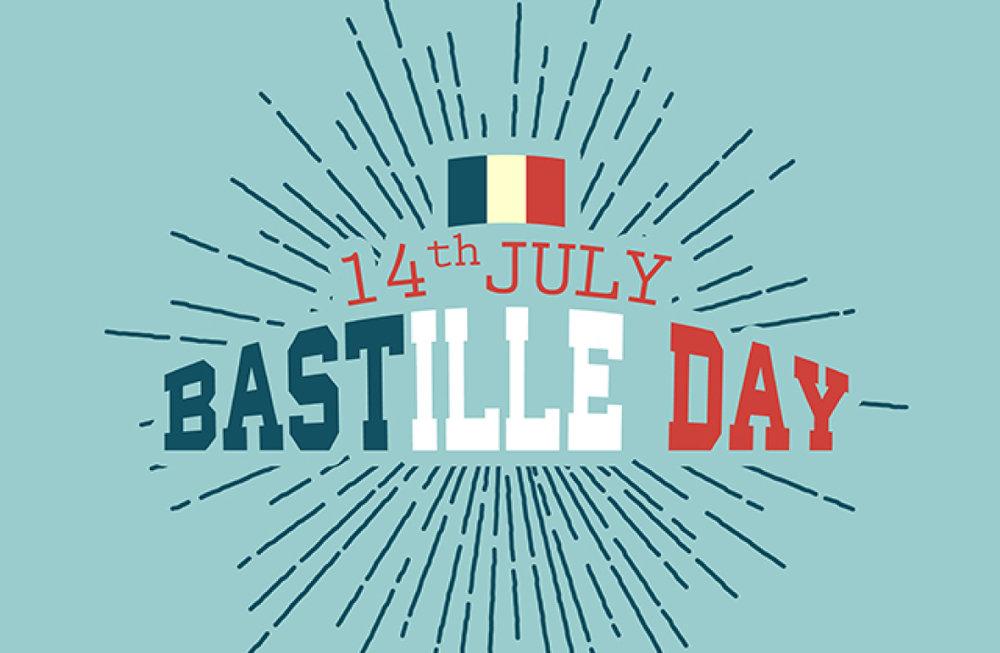Bastille Day Jano Jano Bistro