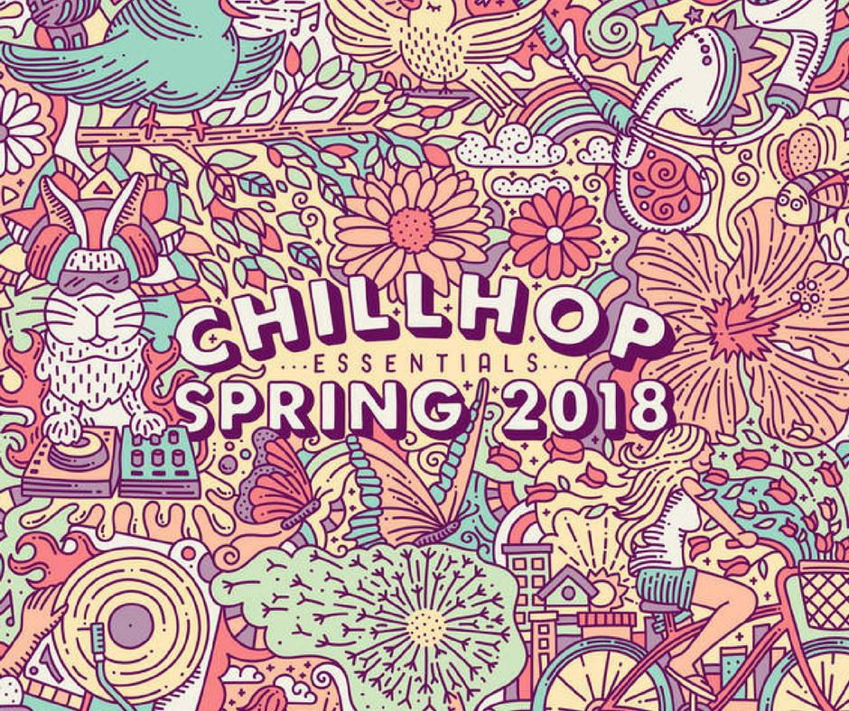Chillhop essentials spring 2018 hip hop jazz flofilz joe corfield psalm trees juan rios compilation otesla new.png
