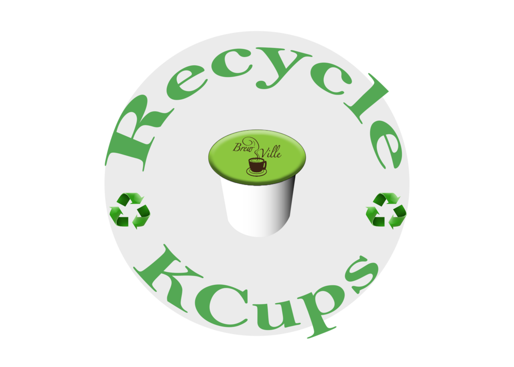 K-Cup Recycling! - We are very excited to announce that we are now able to offer K-cup recycling at Brew Ville!Bring in a minimum of 24 used K-cups and you will receive 5% off of your purchase the same day! Our way of saying thanks for recycling with us!AND As an added bonus, if you bring in your K-cups on Earth Day (April 22, 2018), you will receive 10% off instead of 5%!