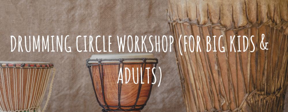 Drumming circle Workshop
