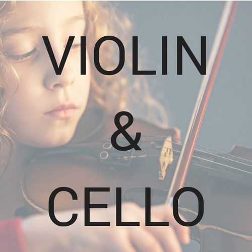 Violin & Cello Lessons