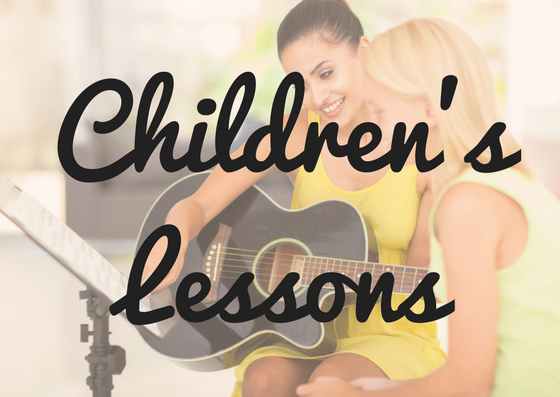 Children's Music Lessons Perth