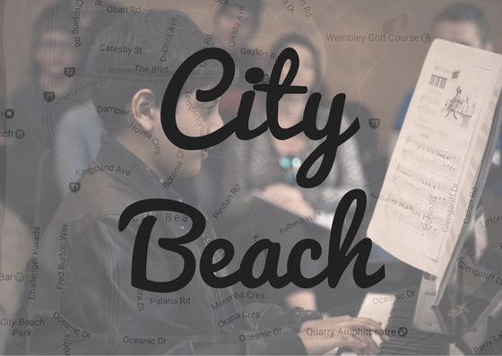 Music Lessons City Beach Claremont Swanbourne