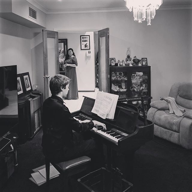 Our Mandurah Piano mentor, Michael, wowing the crowd of an evening dinner party. Michael is one to jump at all performance opportunities and he certainly did well this week! For lessons with Michael in Mandurah, simply contact Amanda by emailing amanda@westcoastmusic.com.au  #pianoman