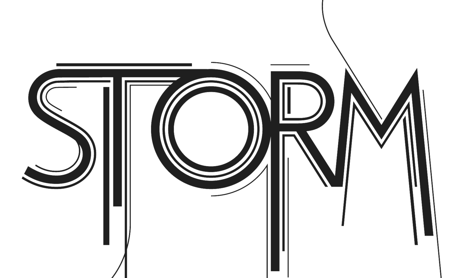 Storm Hair Group Logo