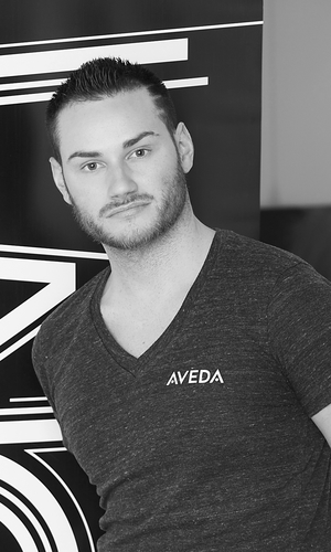 """Dan, stylist dan says, """"Having a career that gives me the freedom to be myself and be creative with both hair and makeup is an amazing feeling."""" Dan started his education at niagara college and joined storm shortly after graduating. since then he has completed aveda cutting courses with allen ruiz and jon reyman, as well as an advanced cutting course at vidal sassoon. dan's work has finished in the top 5 at the mirror awards and top 10 at the contessas. dan expresses his love for hair and make up by being involved in numerous photo shoots, and is known for helping his clients look and feel amazing."""