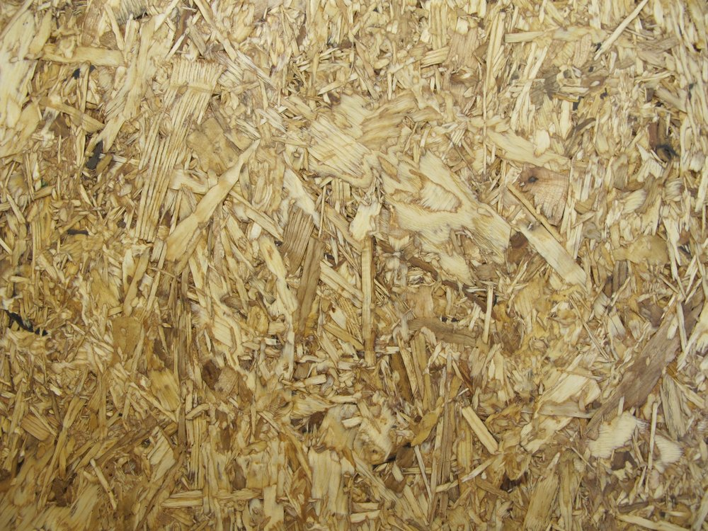 "DETAIL  THERE GOES THE NEIGHBORHOOD  2016   OSB, Douglas Fir 21.5"" X 37.25"" X 1.75"