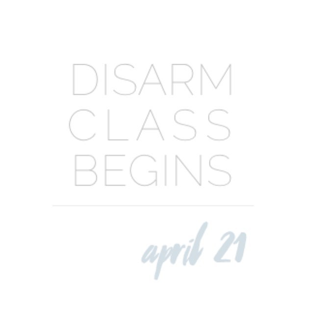 It's true, our class is happening again!  This time were staying home and hosting the course at Calvary Chapel but everyone is welcome.  Join us Thursday nights at 7:30 beginning April 21st | Register: goo.gl/forms/wwSjduz3mK