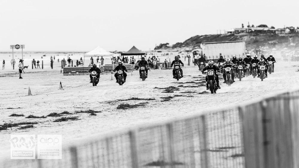 Group H breakaway. © Daniel Purvis
