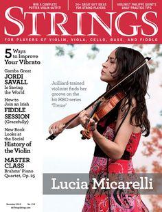 lucia micarelli violin
