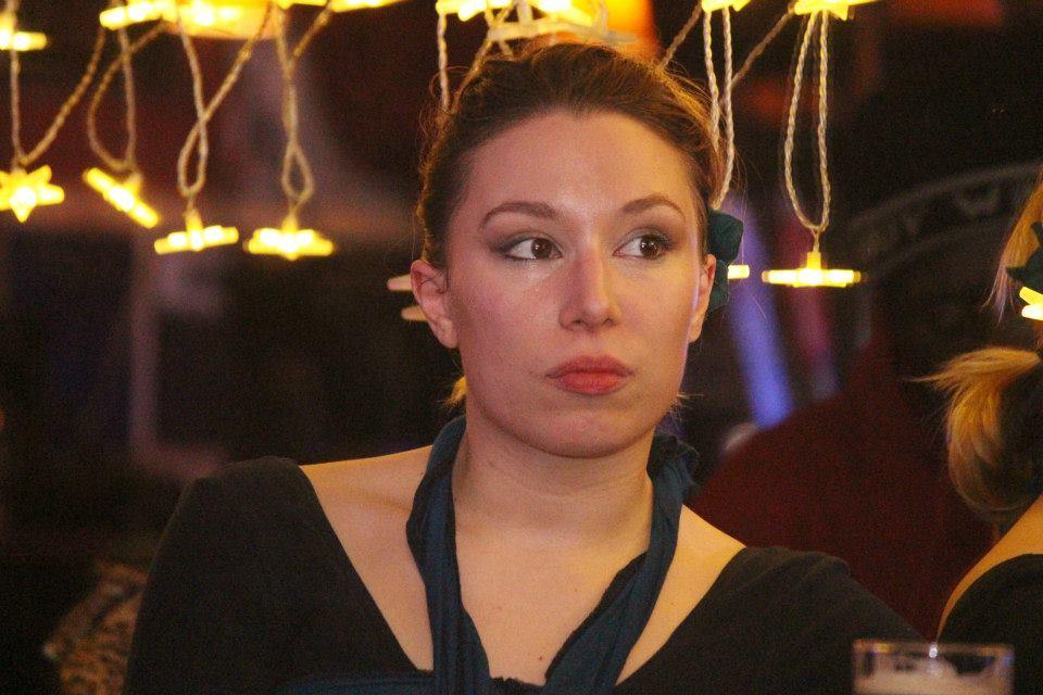 Arielle Adamy