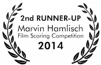 Jeremy Leidhecker Marvin Hamlisch Film Scoring Competition 2014