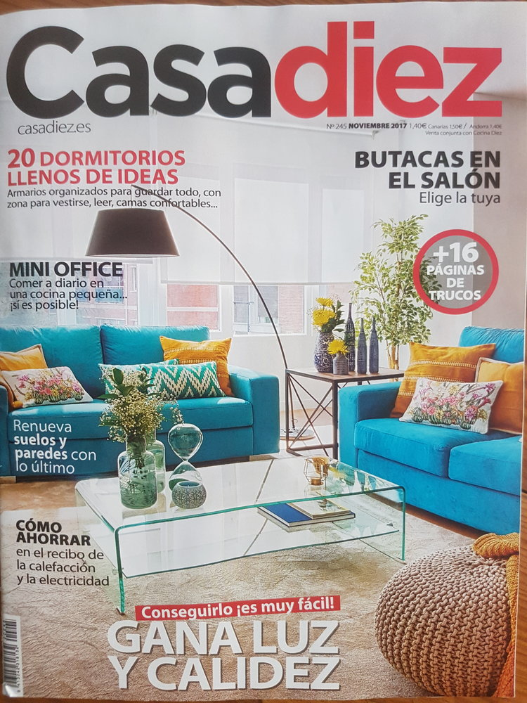 UNA CASA DIEZ — The House Home Staging