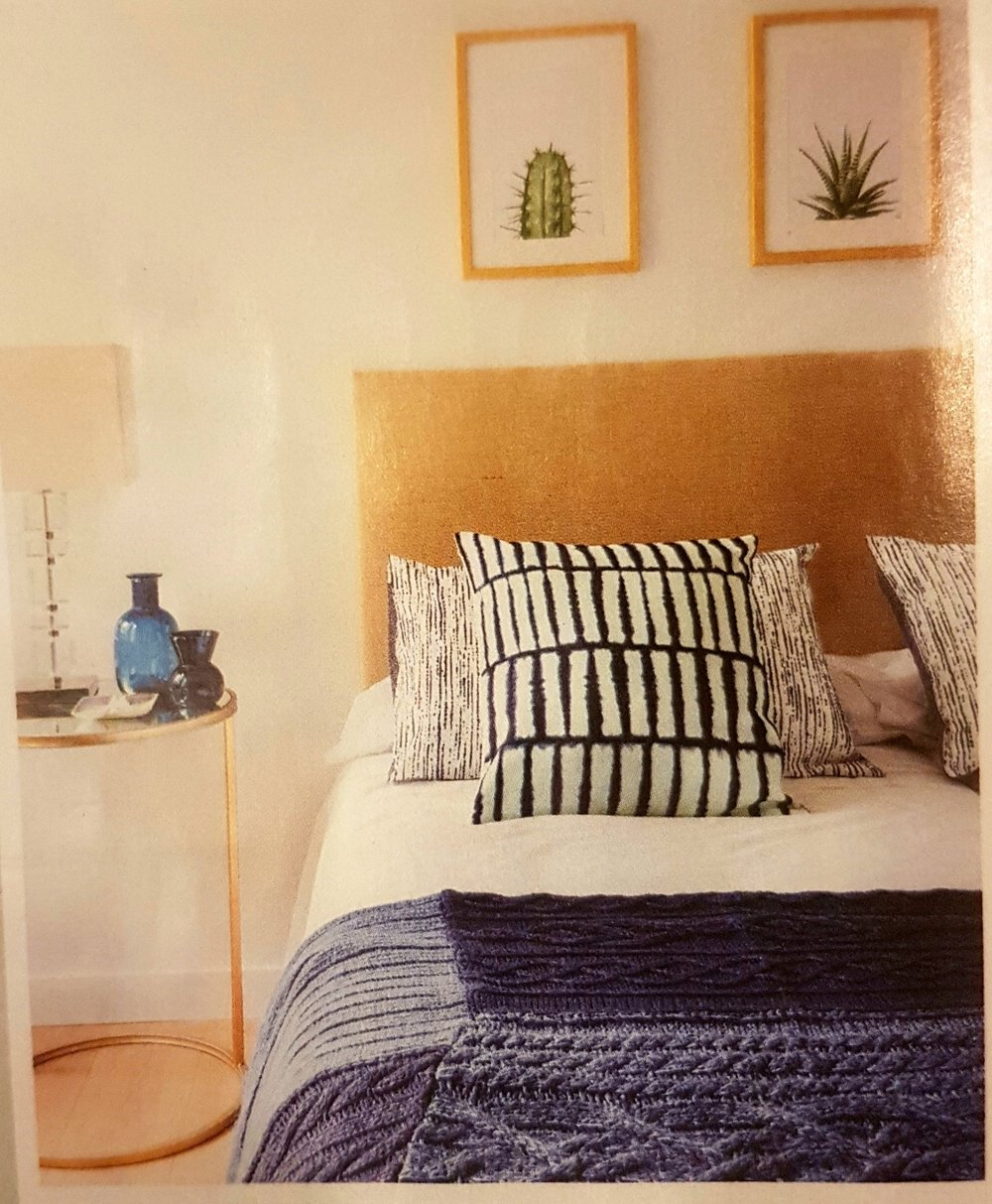Perdonad la calidad de las fotos, están tomadas directamente de la revista. Para apreciar bien la calidad del trabajo tendréis que comprarla..!