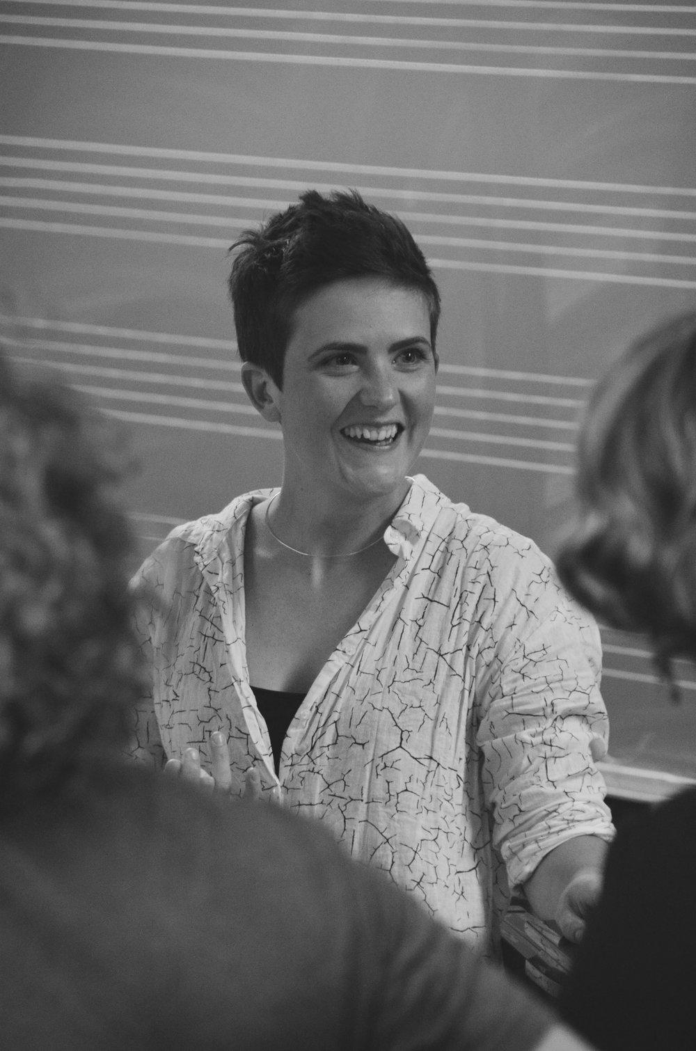 Constance Jearmann, pianiste et rythmicienne