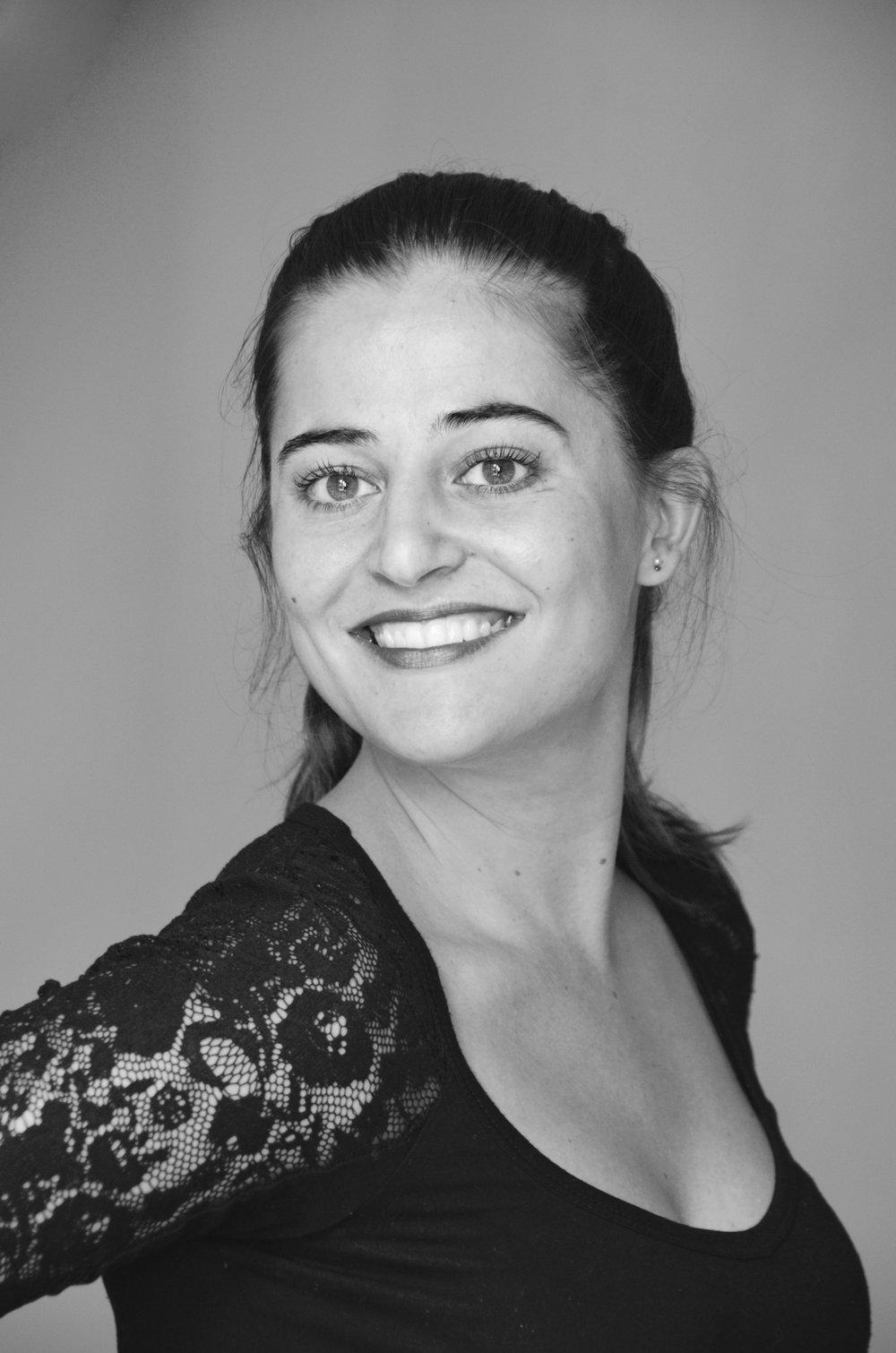 Gabrielle Jardin, violoncelliste