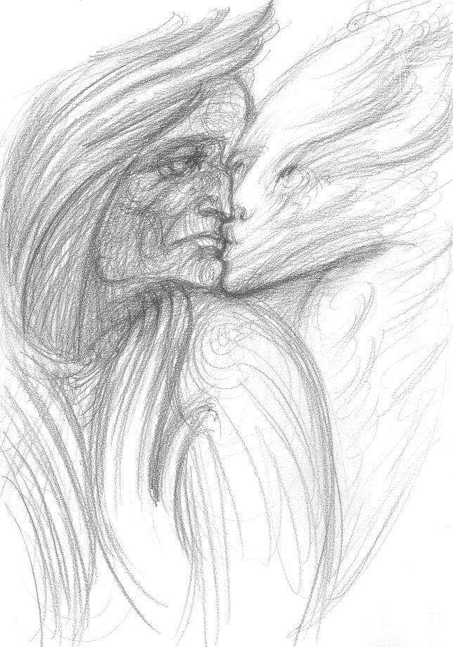 Поцелуй огня