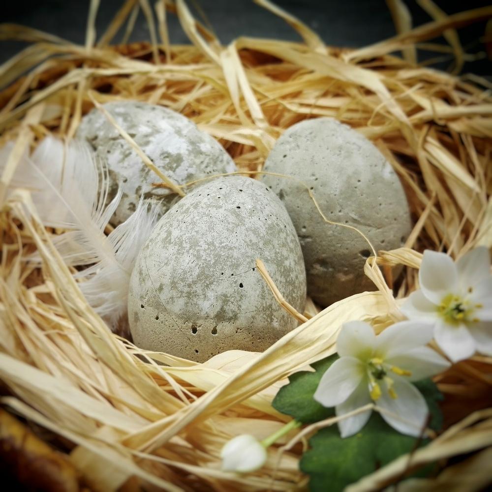 Betonimunia pääsiäiseksi